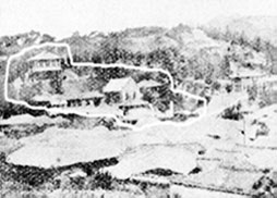 The View of Kyung Sung Bible School (1915)
